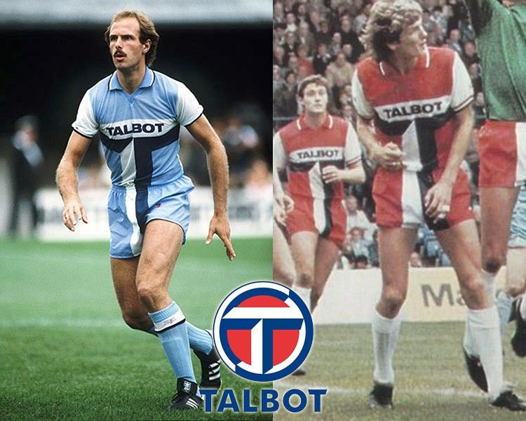 Coventry City Talbot 1981
