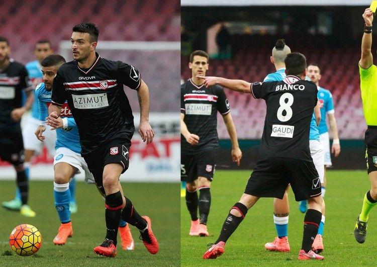 Terza maglia Carpi 2015-2016