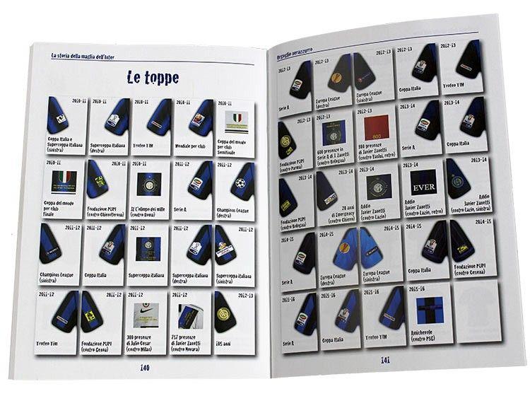 Pagina Le Toppe, libro Orgoglio Nerazzurro
