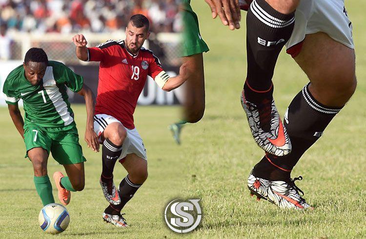 Abdallah El Said (Egitto) - Nike HyperVenom Phantom II Neymar