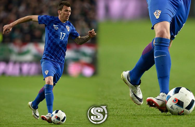 Mario Mandzukic (Croazia) - Nike HyperVenom Phinish (Nike Skin prima generazione)