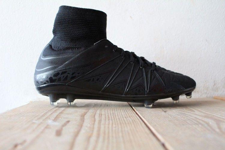 Nike Hypervenom Phantom Black Academy