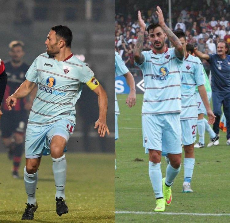 Trapani terza maglia 2015/2016