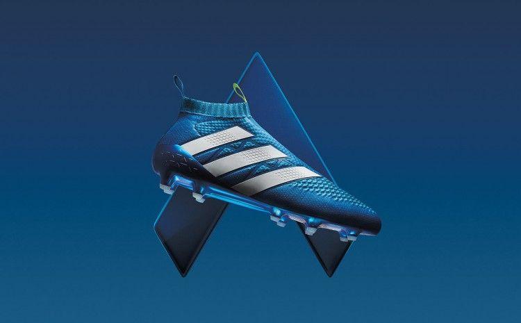 Scarpe ACE16 PureControl azzurre adidas