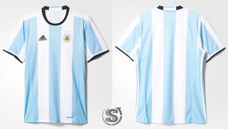 Maglia Argentina 2016 Copa America adidas