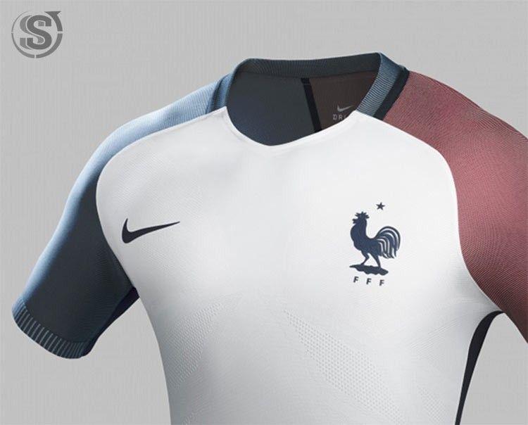 Francia seconda maglia Euro 2016