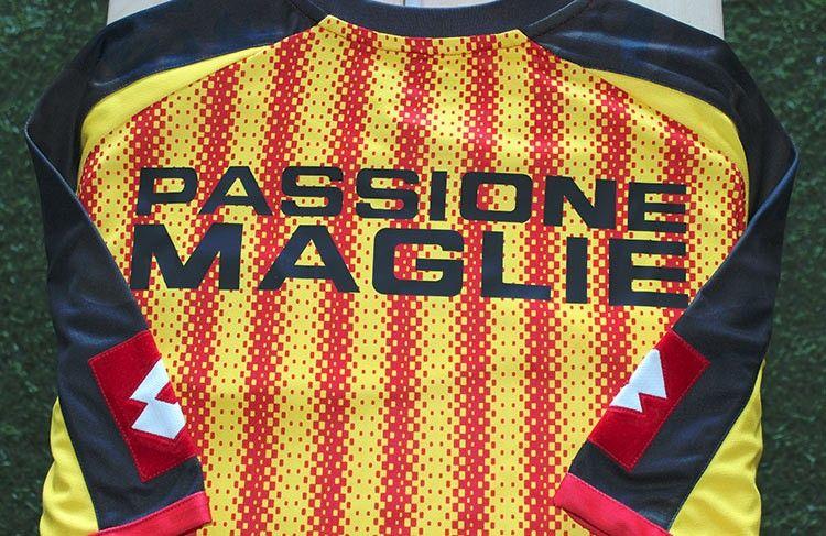 Maglia Bassano Virtus Lotto