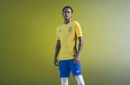 Maglie Brasile 2016 cover