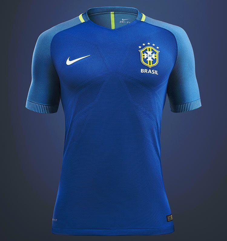 Seconda maglia Brasile 2016