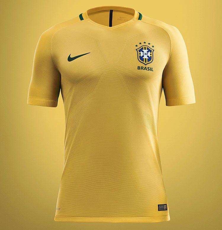 Maglia Brasile 2016 home Nike
