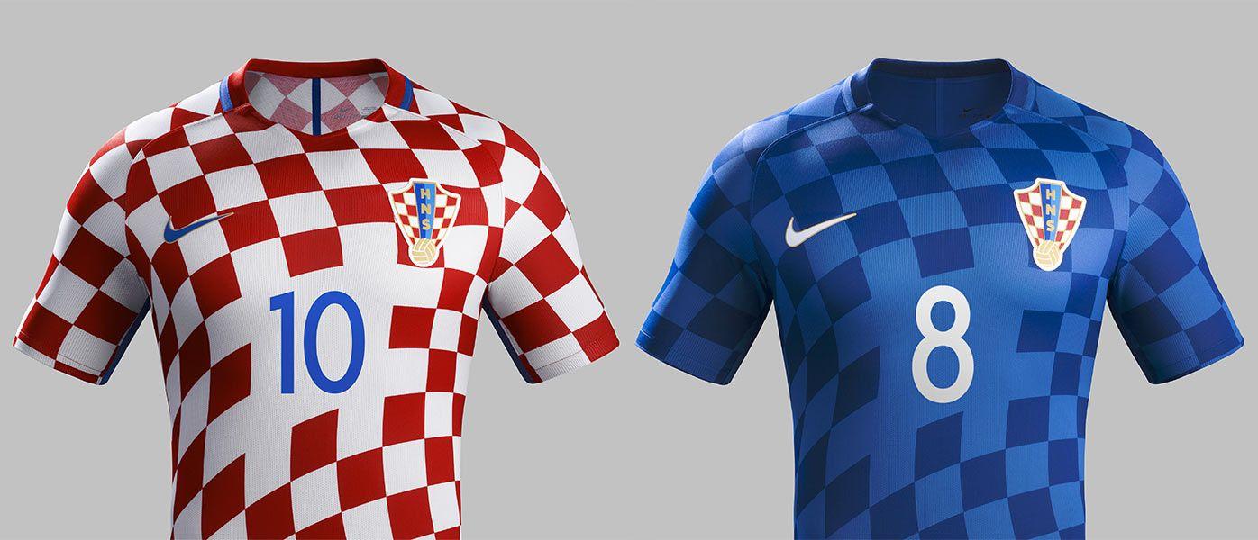 Maglie Croazia 2016 cover