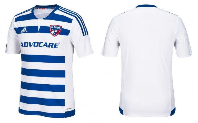 Seconda maglia Dallas FC 2015-2016