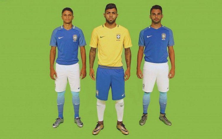 Divise Brasile Copa America Centenario