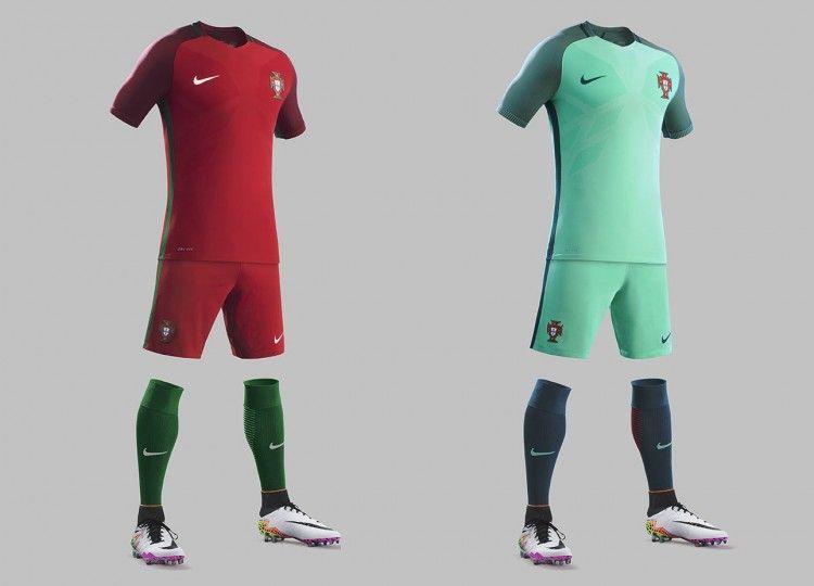 Divise Portogallo Europei 2016