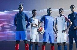 Divise Francia Euro 2016 cover