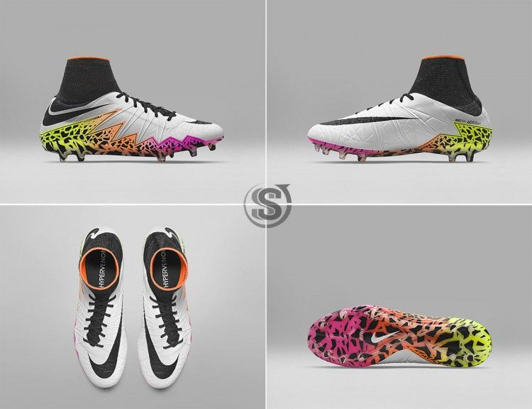 Nike Hypervenom Phantom, Radiant Reveal pack