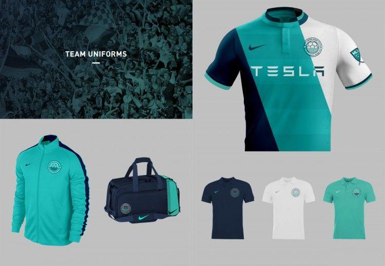 Inter Miami Uniformi MLS