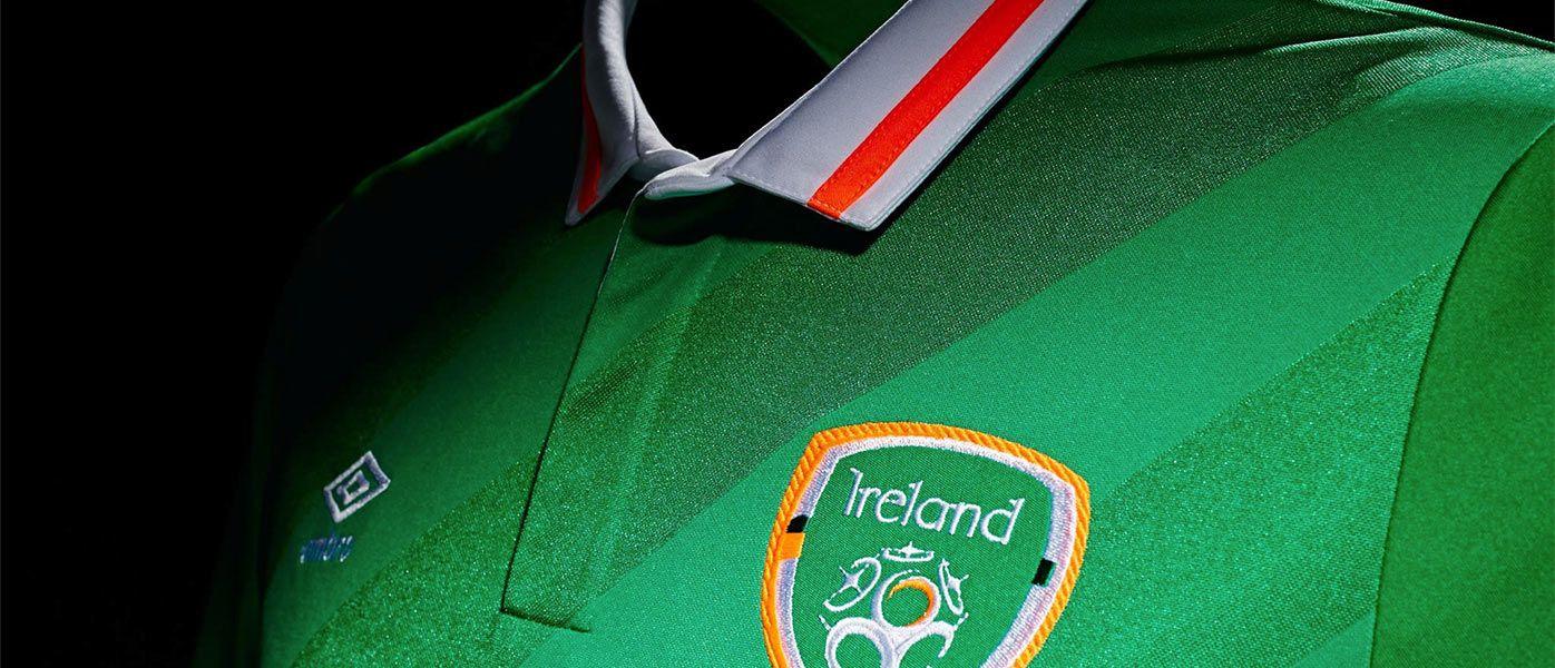 Irlanda maglia Euro 2016 cover