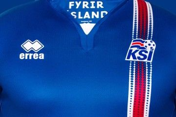Islanda Euro 2016 kit