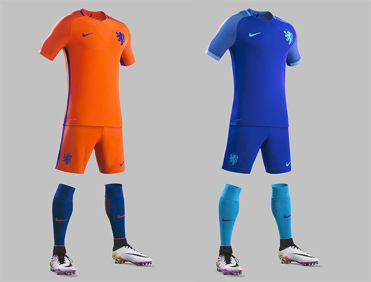 Kit Olanda 2016 Nike