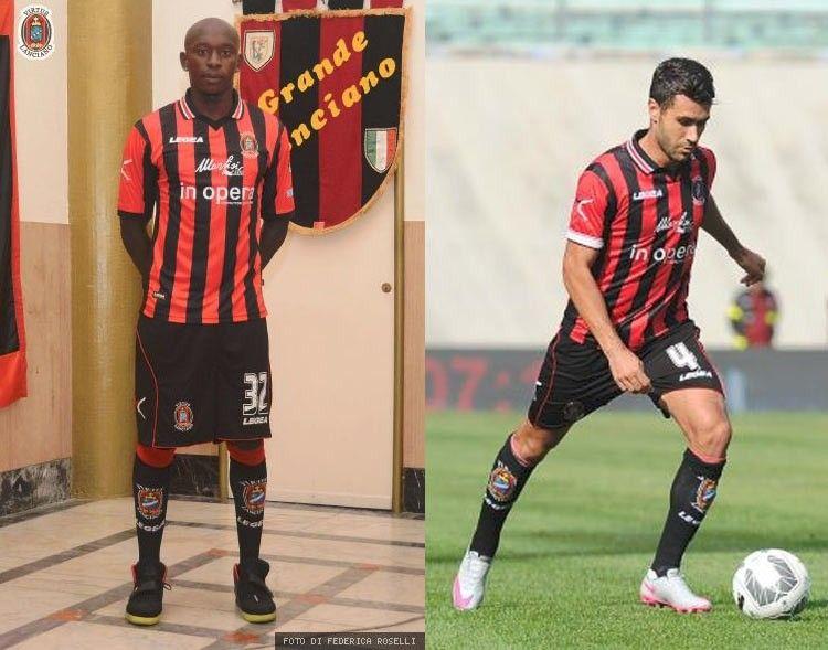 Virtus Lanciano divisa home 2015-2016