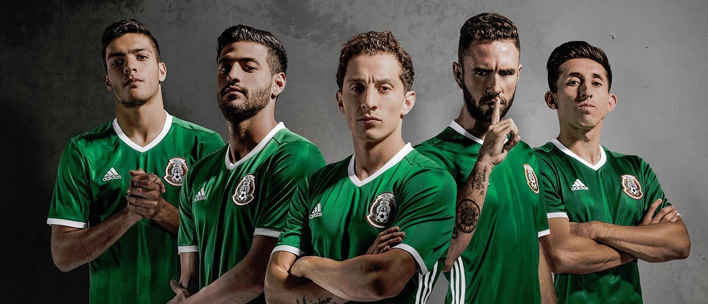 Maglia Messico 2016 cover