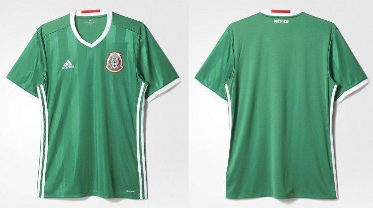 Maglia Messico Copa America 2016 Centenario