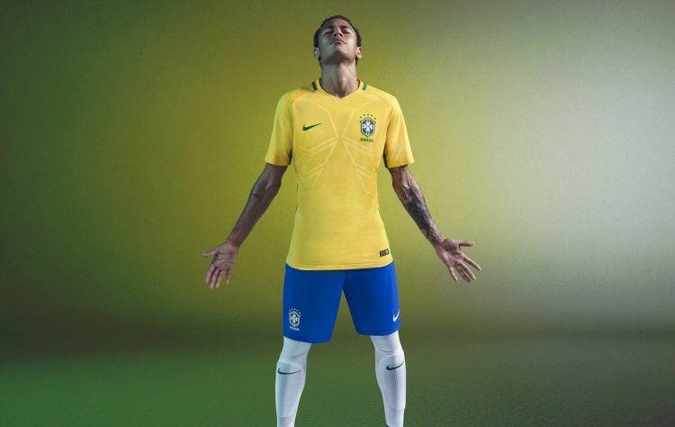 Neymar maglia Brasile 2016 Copa America