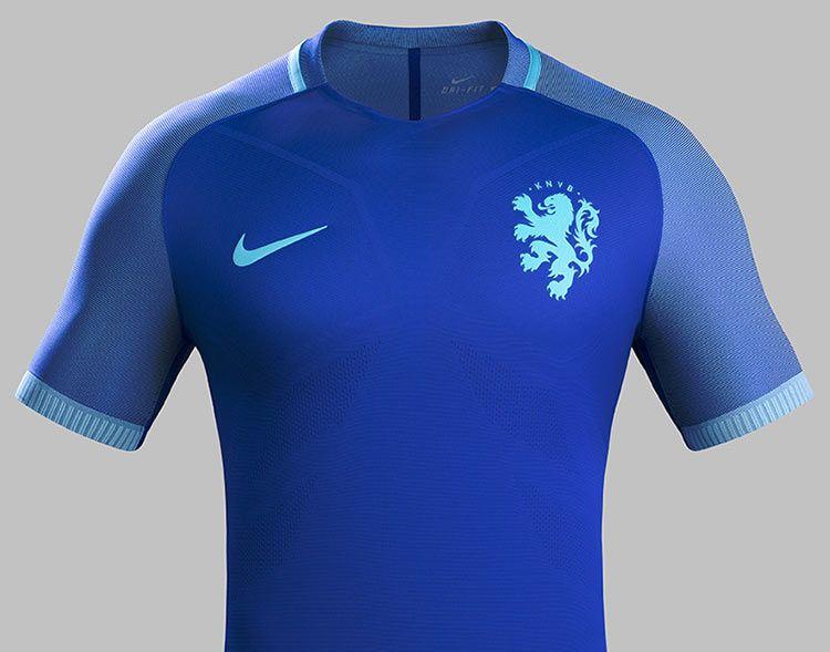 Olanda, seconda maglia 2016-2017