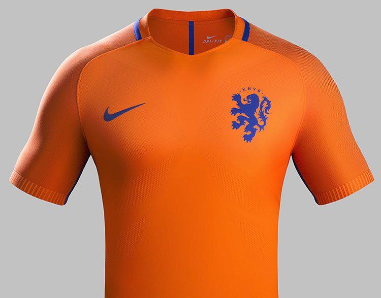 Maglia Olanda 2016-2017 Nike