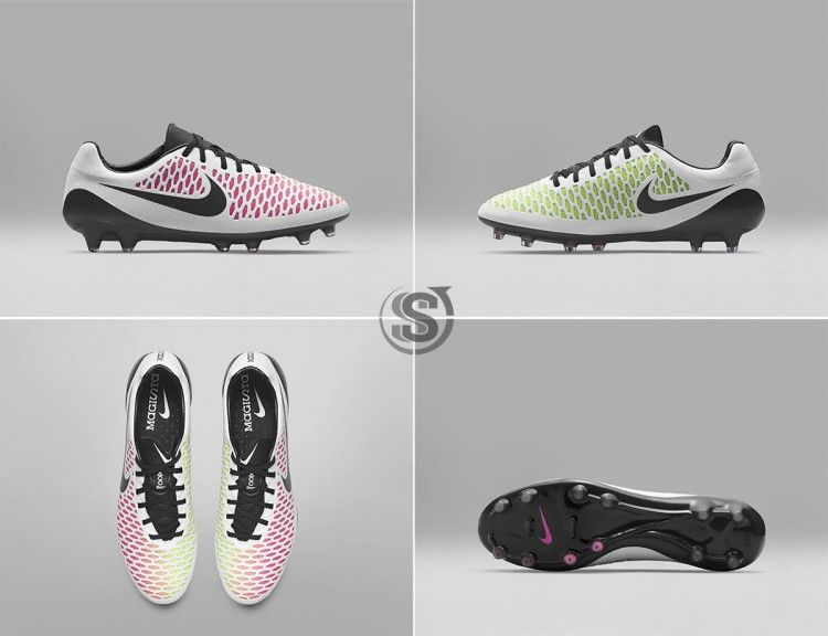 Scarpe Magista Opus, Nike Radiant Reveal