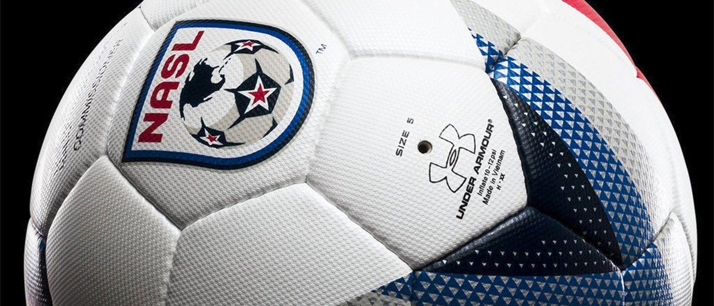 Pallone NASL 2016 dettaglio
