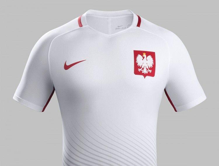 Maglia Polonia Europei 2016