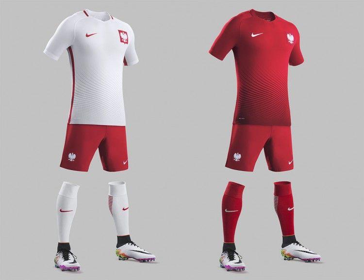 Divise Polonia Europei 2016