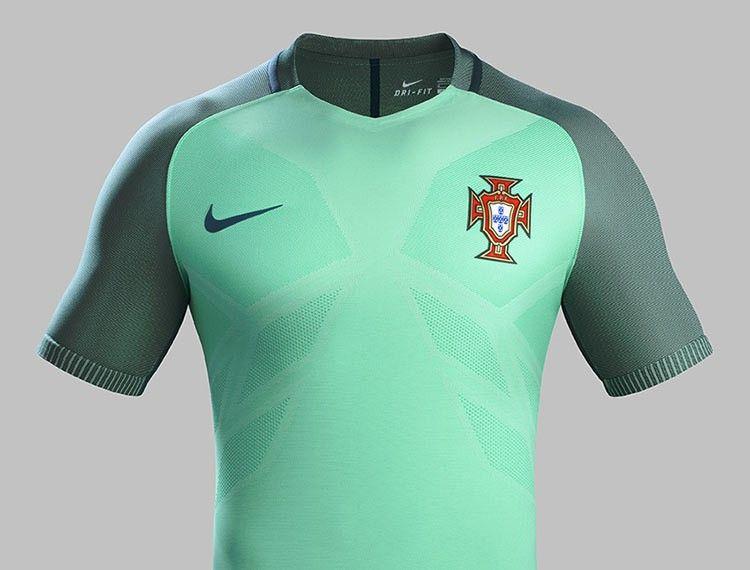 Seconda maglia Portogallo Europei 2016