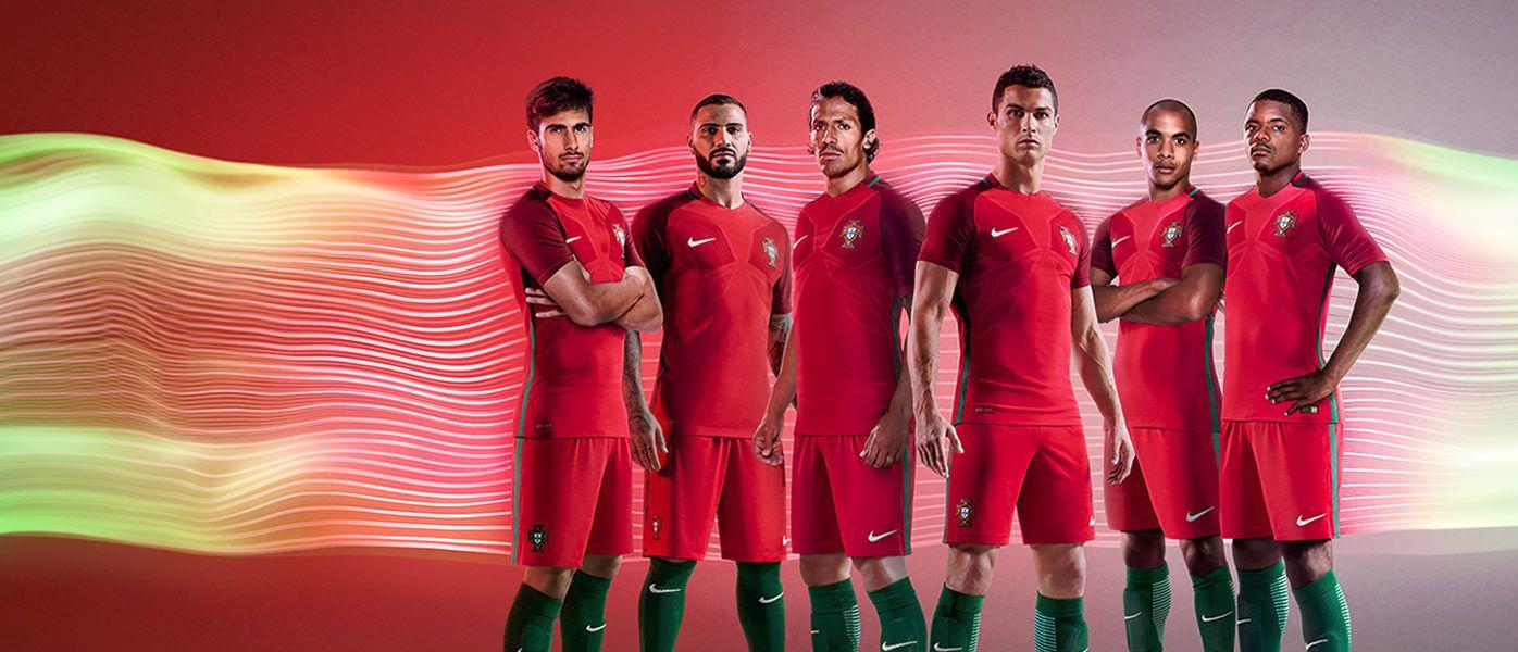 Portogallo kit 2016 cover