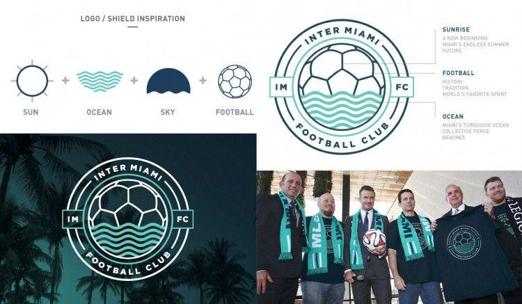 Inter Miami Logo MLS