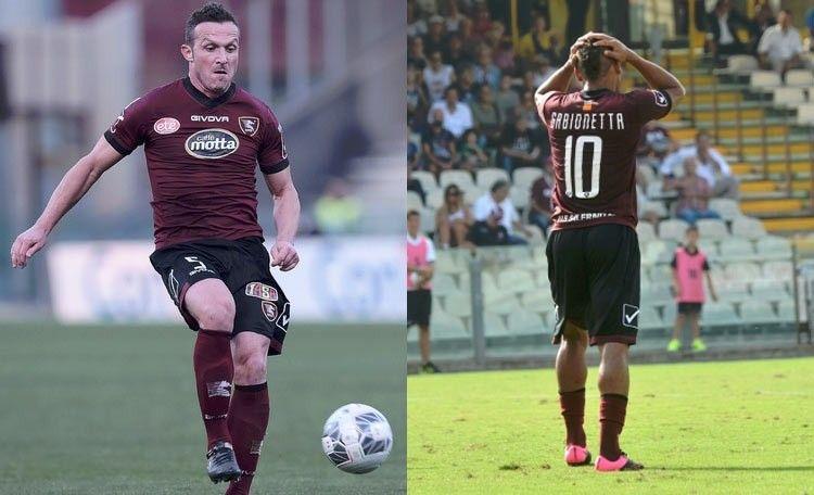 Maglia Salernitana 2015-2016 Serie B