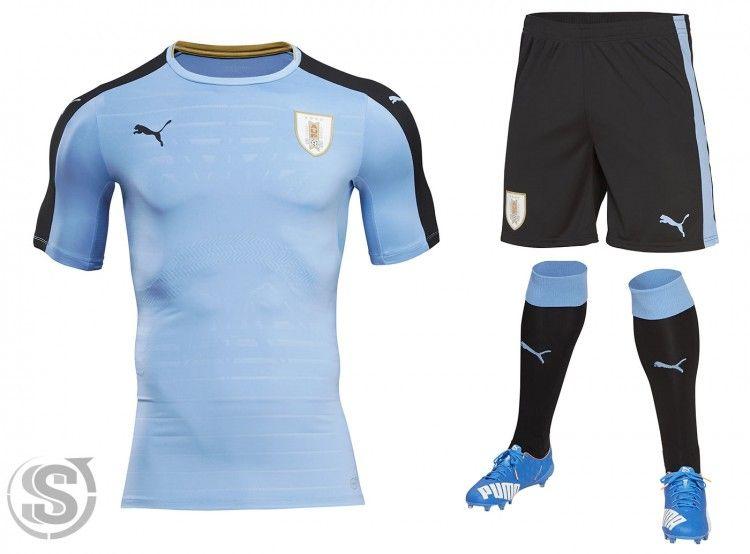 Maglia Uruguay Copa America Centenario 2016
