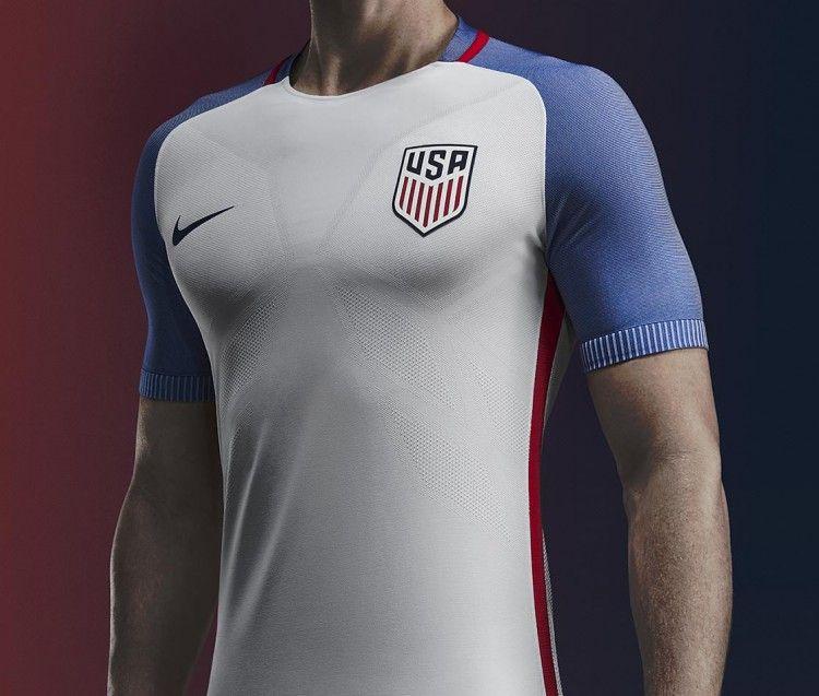 Maglia Stati Uniti 2016 Copa America