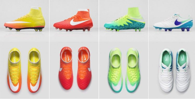 Nike Radiant pack donne