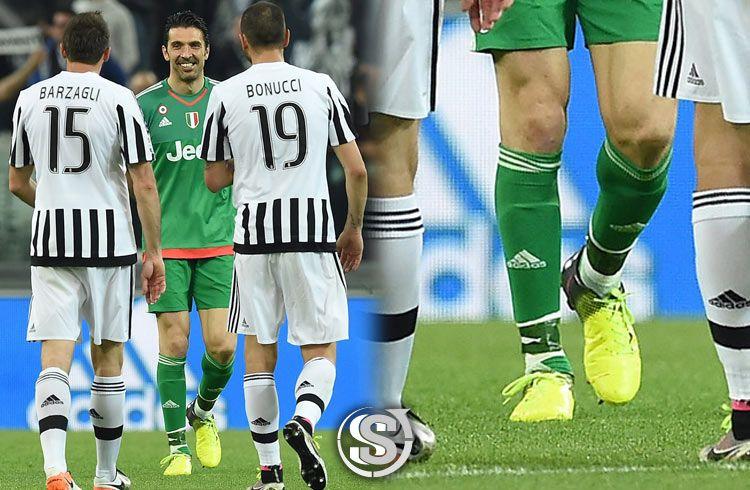 Gigi Buffon (Juventus) - Puma EvoPower 1.3 Tricks (?)