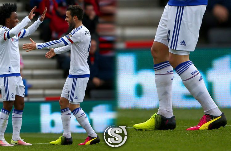 Cesc Fabregas (Chelsea) - Puma EvoPower 1.3 Tricks
