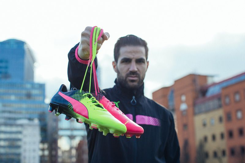 Puma evoPower Tricks Fabregas