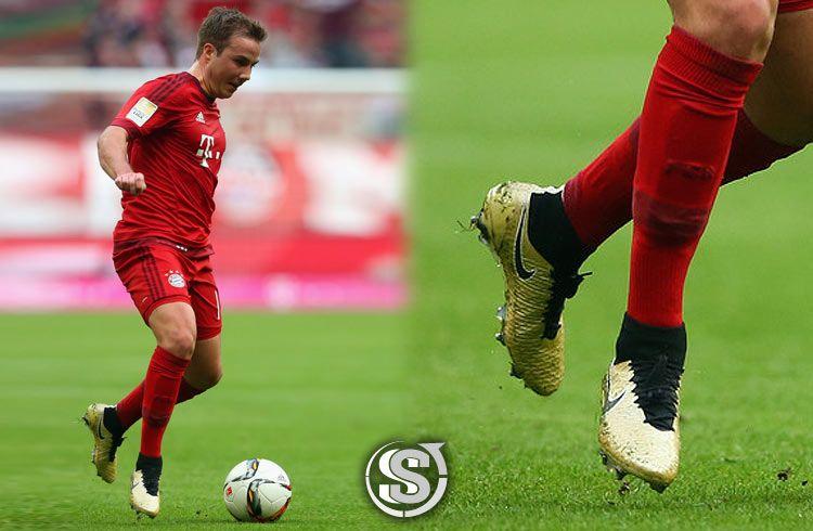 Mario Gotze (Bayern Monaco) - Nike Magista Obra custom