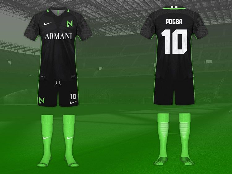 Maglia NORD - All-Star Game Serie A