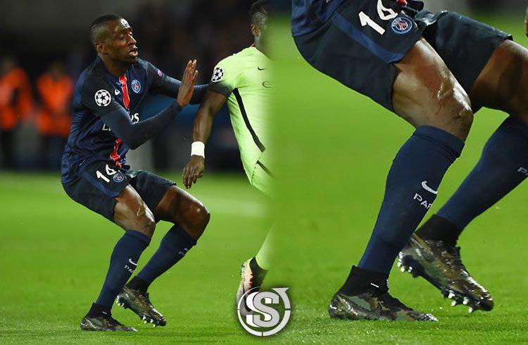 Blaise Matuidi (Paris Saint Germain) - Nike Magista Obra camo