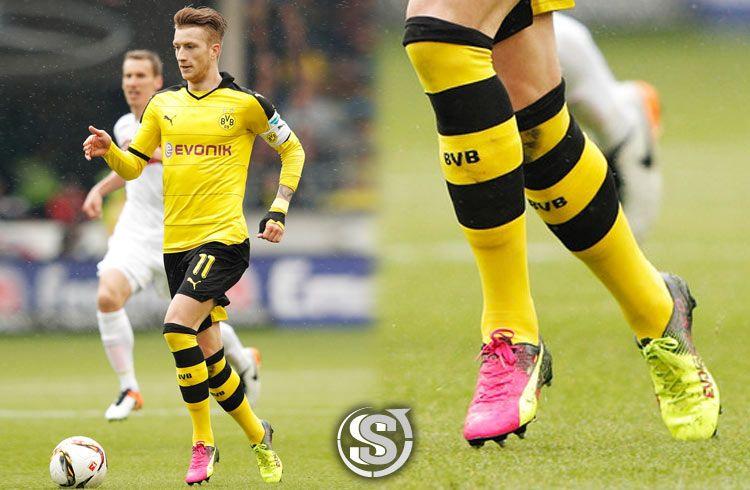 Marco Reus (Borussia Dortmund) - Puma EvoSpeed SL II Tricks