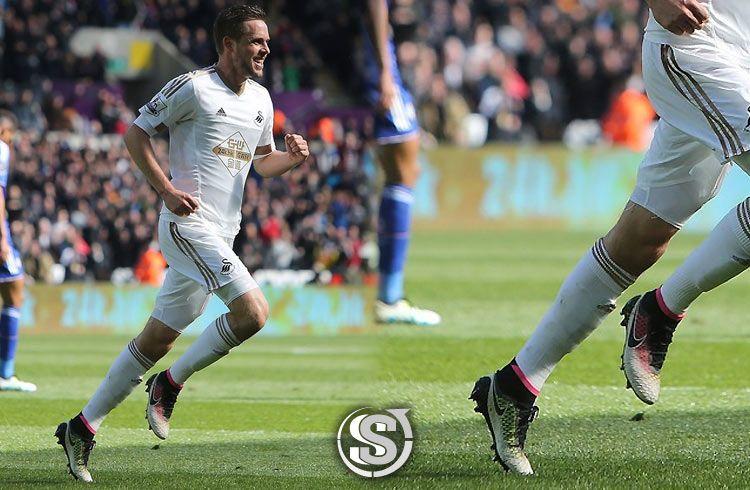 Gylfi Sigurðsson (Swansea City) - Nike Magista Obra