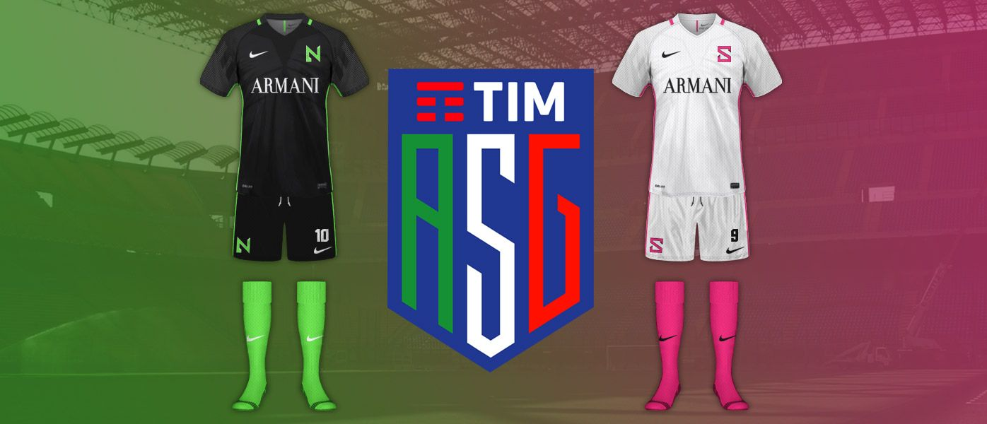 All-Star Game Serie A cover